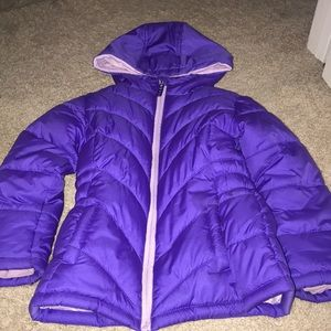 Jackets & Coats - Girls Snow Puffer Coat